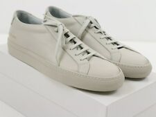 NEW COMMON PROJECTS ACHILLES ORIGINAL LOW Off-White Leather 44 EU