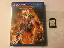 Jeu ps vita ULTIMATE MARVEL VS CAPCOM 3 (pal fr)
