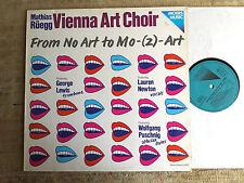 Mathias Ruegg Vienna Art Choir- From No Art to Mo(z)Art