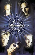 NEW Backstreet Boys - Around the World (DVD)
