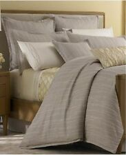 BARBARA BARRY PLATINUM NECKLACE QUEEN 3PC DUVET SET 1sQ