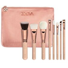ZOEVA 8pcs ROSE GOLDEN LUXURY SET