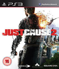 Causa Justa 2 ~ Ps3 (en Perfectas Condiciones)