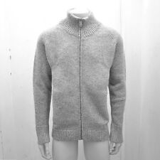 NEW Mens Dior Homme Light Grey Cardigan Sweater Top GENUINE RRP: £340 Size: XXL
