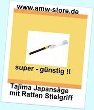 Tajima Japan Zugsäge Japanische Säge Sägeblatt Handsäge Ratan Griff