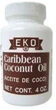 EKO Caribbean Coconut Oil (Aceite De Coco) 4 oz