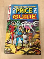 Official Overstreet Comic Book Price Guide #9 1979 Wally Wood cover
