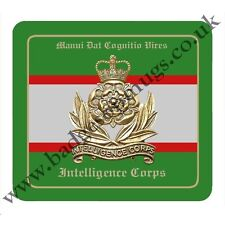 Intelligence Corps - Personalised Mouse Mat