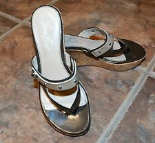 Marc Fisher Sandals Wedges Size 6M