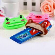 Cartoon Toothpaste Tube Rolling Holder Squeezer Bathroom Home Extract Dispenser
