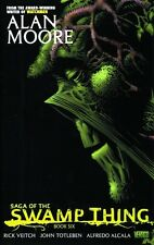 Saga Of The Swamp Thing Volume 6 Softcover