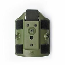 IMI OD Green Tactical Drop Leg Holster use by IDF fits all IMI holsters