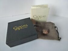 Clogau Welsh Gold, 9ct Yellow & Rose Gold Welsh Dragon Bead Charm RRP £370
