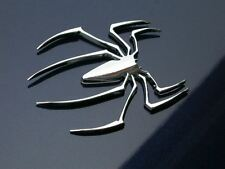 3D Metal Spider Logo Emblem Car Bike Decal Sticker : Swift,Maruti,Suzuki,Alto