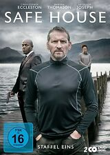 SAFE HOUSE-STAFFEL 1 2 DVD NEU