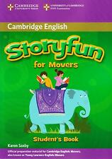 Cambridge English STORYFUN FOR MOVERS Student's Book by Karen Saxby @BRAND NEW@
