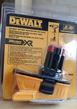 New Dewalt DCA1820 20V Max XR Battery Adapter for 18V Tool, Blister Card Pack
