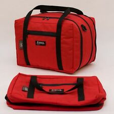 KJD LIFETIME expandable saddlebag liners for BMW Vario cases: R1200GS (Red)