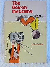 The Boy on the Ceiling Norman Birdwell Xerox Education Vintage book 1976