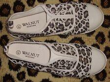 WALNUT SHOES Size 41 - LEOPARD PATTERN
