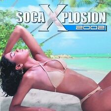 Soca Xplosion 2002 by Various Artists