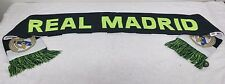 "Real Madrid FC Scarf New with Tags Official Product 60"" Long New Style 2015"
