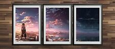 Avatar: Legend of Korra Poster Set of 3 High Quality Print Legend of Korra Anime