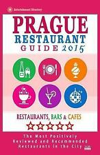 Prague Restaurant Guide 2015 : Best Rated Restaurants in Prague, Czech...