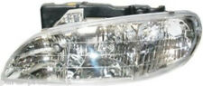 New Replacement Headlight Assembly LH / FOR 1996-98 PONTIAC GRAND AM