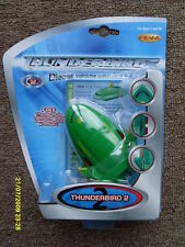 Thunderbirds 2 Toy (Diecast With Pull Back Motor)