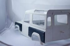 RC Land Rover Defender D90 RC4wd Front and Rear Fender Kahn 3d Printed 1:10