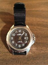 USED TIMEX EXPEDITION INDIGLO 50m WATER RESISTANT MENS WATCH