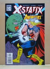 X-STATIX #25 of 26 (Formally X-FORCE Vol.1) Marvel 2002/04 9.0 VF/NM Uncertified