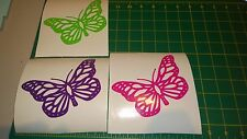 Butterfly - Vinyl Decal for Jeep Car or Truck