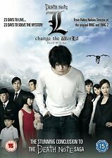 Death Note L - Change the World (2008) - NEW DVD