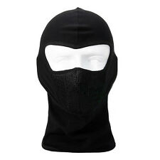 Breathable Dustproof Motorcycle Cycling Helmet Liner Mask Balaclava Full Face US