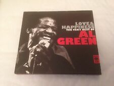 Al Green - Love & Happiness (The Best of) CD X 2 (2005)  Soul