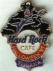 Hard Rock Cafe TIJUANA 1997 HALLOWEEN Monster Plays Guitar PIN