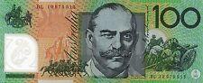 AUSTRALIA $100 Dollars 2010 Stevens/Henry P61b UNC Banknote