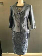 Veni Infantino For Ronald Joyce Mother Of The Bride Sz 10 Bnwt Rrp £499 991006
