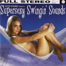 White Zombie Supersexy Swingin' Sounds CD NEW SEALED 1996 Metal Rob