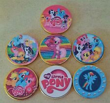 7 MY LITTLE PONY NOVELTY CHOCOLATES PARTY FAVOURS, TABLE DECOR, GIFTS