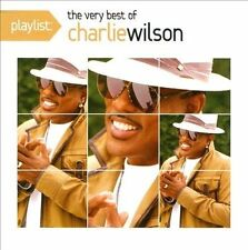 Charlie Wilson - Playlist: The Very Best of Charlie Wilson  (CD, Jan-2012, Jive)
