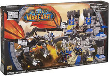 Mega Bloks World of Warcraft 91016 - Deathwing's Stormwind Assault