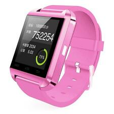 Bluetooth Smart Wrist Watch Phone Mate For IOS Android iPhone Samsung HTC LG BD