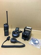 Police Motorola XTS3000 3 VHF P25 DIGITAL Narrowband ems radio W/ Programming