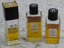 VINTAGE Chanel No. 5 Eau De Cologne 3.5 oz + eau de toilette 1 oz