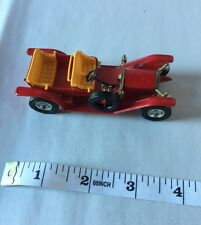 Matchbox Models of Yesteryear~1912 Simplex~MADE IN ENGLAND BY LESNEY~No. Y 9