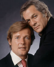 The Persuaders Curtis and Moore Classic 10x8 Photo