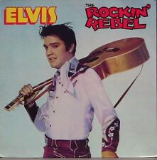Elvis Presley - The Rockin' Rebel / Golden Archives GA-250 (LP) w/gatefold